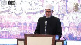 أمين البحوث الإسلامية: جامع الأزهر قبلة العلم والوطنية