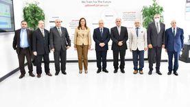 وزيرة التخطيط تبحث مع «العربية للتصنيع» طرق الاستخدام الأمثل للطاقات التصنيعية
