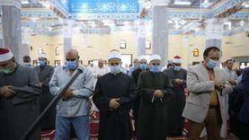 افتتاح مسجد في كفر الشيخ بتكلفة 7 ملايين جنيه