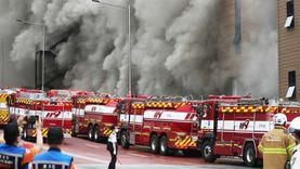 حريق قرب عاصمة كوريا الجنوبية.. ومصرع 7 طلاب في حادث سير بالسودان