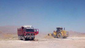 محافظ جنوب سيناء: انتهينا من إزالة القمامة بوادي الخناصير بشرم الشيخ