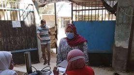 محافظ بني سويف: فحص 338 ألف مواطن بمبادرة علاج الأمراض المزمنة