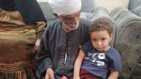 """النيابة قررت تسليمه لجدته.. أول ظهور لـ""""مروان"""" شقيق طفل ضحية مات جوعا"""