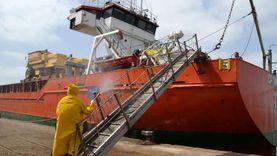 تداول 5 ملايين و867 ألف طن بضائع بميناء الإسكندرية في يونيو