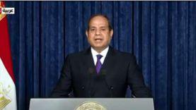 السيسي يستقبل عقيلة صالح وحفتر للاطمئنان على الأوضاع في ليبيا