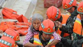بسبب الفيضانات.. الصين ترسل 7 آلاف جندي للمشاركة في عمليات الإنقاذ