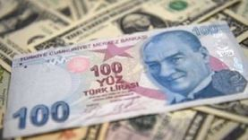 الليرة التركية تتجه لتسجيل أسوأ أداء شهري منذ أغسطس