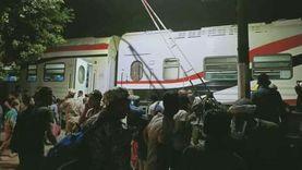 مصدر بالسكة الحديد: عودة حركة القطارات على خطوط الصعيد خلال ساعات