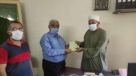 أوقاف المنيا: 520 صك أضحية من المواطنين بينهم 5 قساوسة