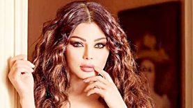 نجاة هيفاء وهبي وأسرة مسلسلها الجديد من انفجار بيروت
