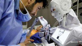 """""""كيرا- 03"""" روبوت من تصميم مهندس مصري للكشف عن أعراض كورونا"""