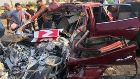 مصرع 3 أشخاص وإصابة 36 آخرين في حوادث طرق بالمحافظات