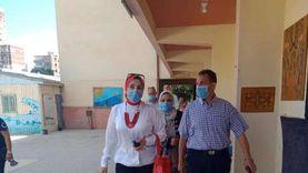 مدارس وسط الإسكندرية تستعد لانتخابات مجلس الشيوخ