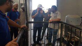 تطوير شبكة الصرف الصحي بالطور وشرم الشيخ بـ252 مليون جنيه