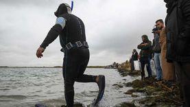 عاجل.. إصابة غطاس أثناء خروج آخر ضحايا المركب الغارق في بحيرة مريوط