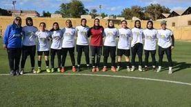 """""""البرجاية"""" أول فريق منياوي للكرة النسائية بالدوري الممتاز"""