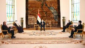 بسام راضي: لقاء السيسي برئيس البرلمان العربي تناول القضية الليبية