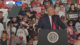 ترامب يدلي بصوته في الانتخابات الرئاسية الأمريكية بولاية فلوريدا