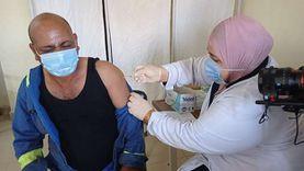 «آمن وإجراءات سهلة».. «الوطن» ترصد تلقي المواطنين لقاح كورونا ببورسعيد