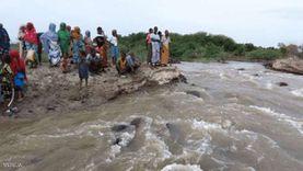 """نزوح 20 ألف شخص في إثيوبيا بسبب فيضان  نهر """"أواش"""""""