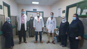 """3 مستشفيات بقنا تسجل """"صفر إصابات"""" بفيروس كورونا"""