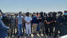 محافظ بورسعيد يشيد بنجاح الأجهزة الأمنية في التصدي لمحاولة تهريب