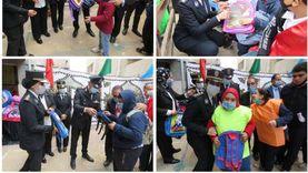 وزارة الداخلية تشارك فى الاحتفال باليوم العالمى لحقوق الطفل