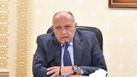 «شكري» يؤكد لـ«الحريري» حرص مصر على عدم تعرض الشعب اللبناني لأي أزمات