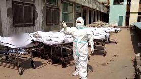 طبيب في الهند بعد وصول الإصابات 23 مليون حالة: المنظمة الصحية انهارت