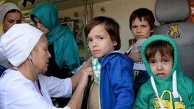 مركز علمي روسي يبدأ اختبار اللقاح التجريبي ضد كورونا على الأطفال
