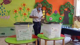 إقبال على لجان السويس للتصويت في ثاني أيام انتخابات الشيوخ