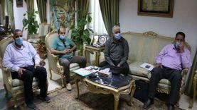 محافظ جنوب سيناء يتابع مشروعات الخطة الاستثمارية للعام الجاري