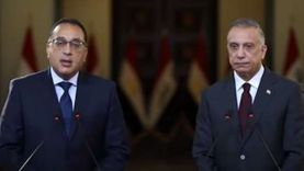 مدبولي من العراق: خطة زمنية لتنفيذ مشروعات مشتركة تخدم مصالح الشعبين