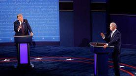 مناظرة ترامب وبايدن.. اتهامات متبادلة وكلمات جارحة