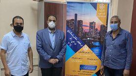 فحص مخالفات المباني بمدينة شرم الشيخ تمهيدا للتصالح