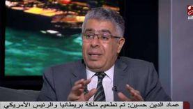 عمادالدين حسين: ما حدث في السنوات الماضية قصة نجاح يجب البناء عليها