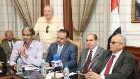 الهضيبي: مصر قادرة على التصدي لأي تهديدات تمس أمنها القومي
