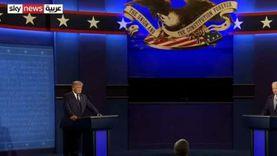 بث مباشر.. أول مناظرة انتخابية بين ترامب وجو بايدن