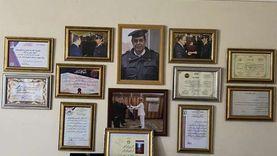 بعد تكريم الرئيس.. أرملة الشهيد ياسر عصر تروي كواليس جديدة عن بطولاته