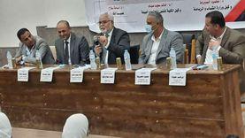 تحت شعار مصر أولا.. ندوة بالقليوبية للتحلي بالروح الرياضية ونبذ التعصب