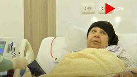 فاطمة كشري: استنجدت بالرئيس السيسي من خلال جريدة «الوطن» (فيديو)