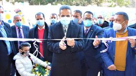 افتتاح 3 مدارس بسمنود بـ25 مليون جنيه (صور)