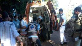 وفاة أمين شرطة متأثرا بإصابته خلال إطفاء حريق في الأقصر