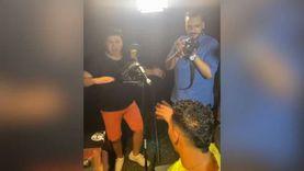 كواليس أول تعاون بين عمر كمال  وأورتيجا في أغنية قمر 14