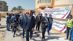شمال سيناء تناقش مشروعات المياه والصرف في خطة العام المالي الجديد