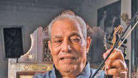 وزيرة الثقافة تنعى الموسيقار المصري عبده داغر: أسلوبه يُدرَّس بالخارج