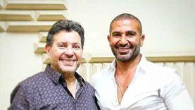 """أحمد سعد يتعاون مع هاني شاكر: """"انتظروني في أقوى الأعمال الفنية"""""""