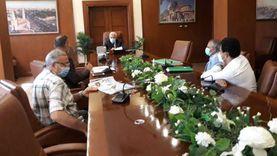 الغضبان: إنشاء مول حضاري بجوار ميناء بورسعيد البري الجديد
