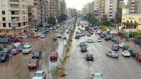 """""""الأرصاد"""": أمطار خفيفة على القاهرة الجمعة.. """"هنستمتع بالماتش"""""""