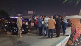 عاجل.. مصرع 4 أشخاص وإصابة 11 في تصادم 3 سيارات بالسويس